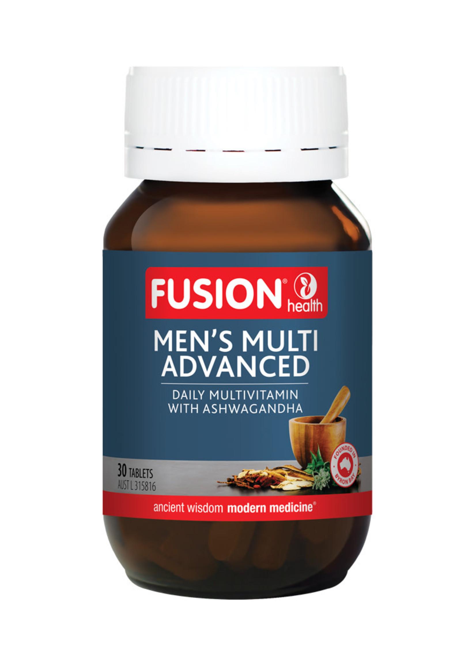 Fusion Fusion Health Men's Multi Advanced 60 tabs