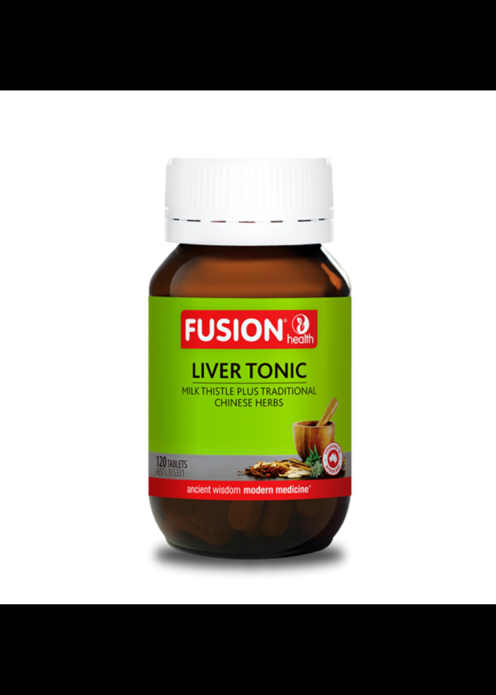 Fusion Fusion Liver Tonic 120 tabs