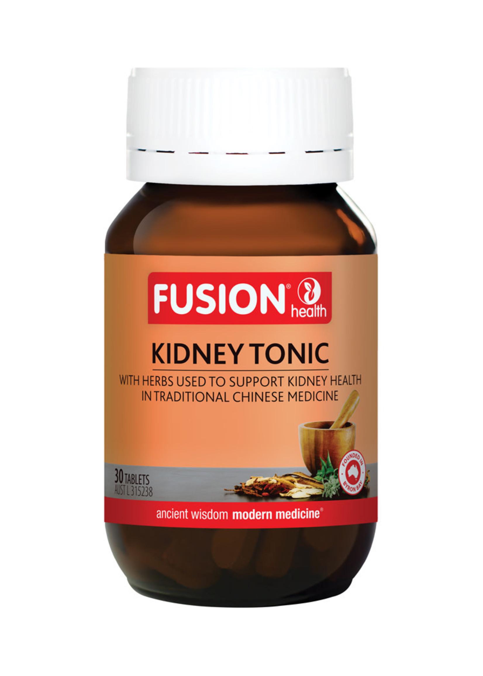 Fusion Fusion Health Kidney Tonic 30 tabs