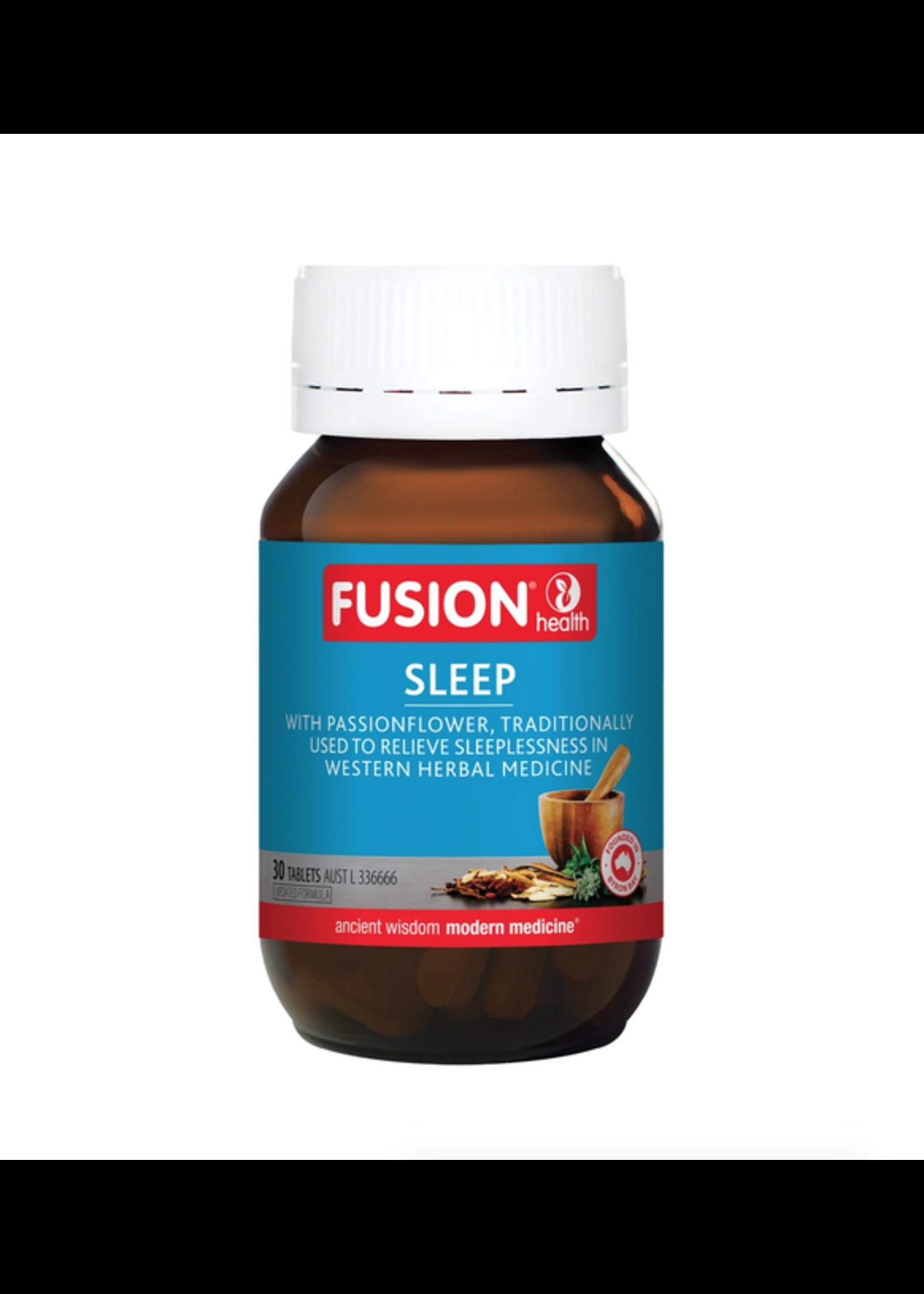 Fusion Fusion Health Sleep 30 Tabs