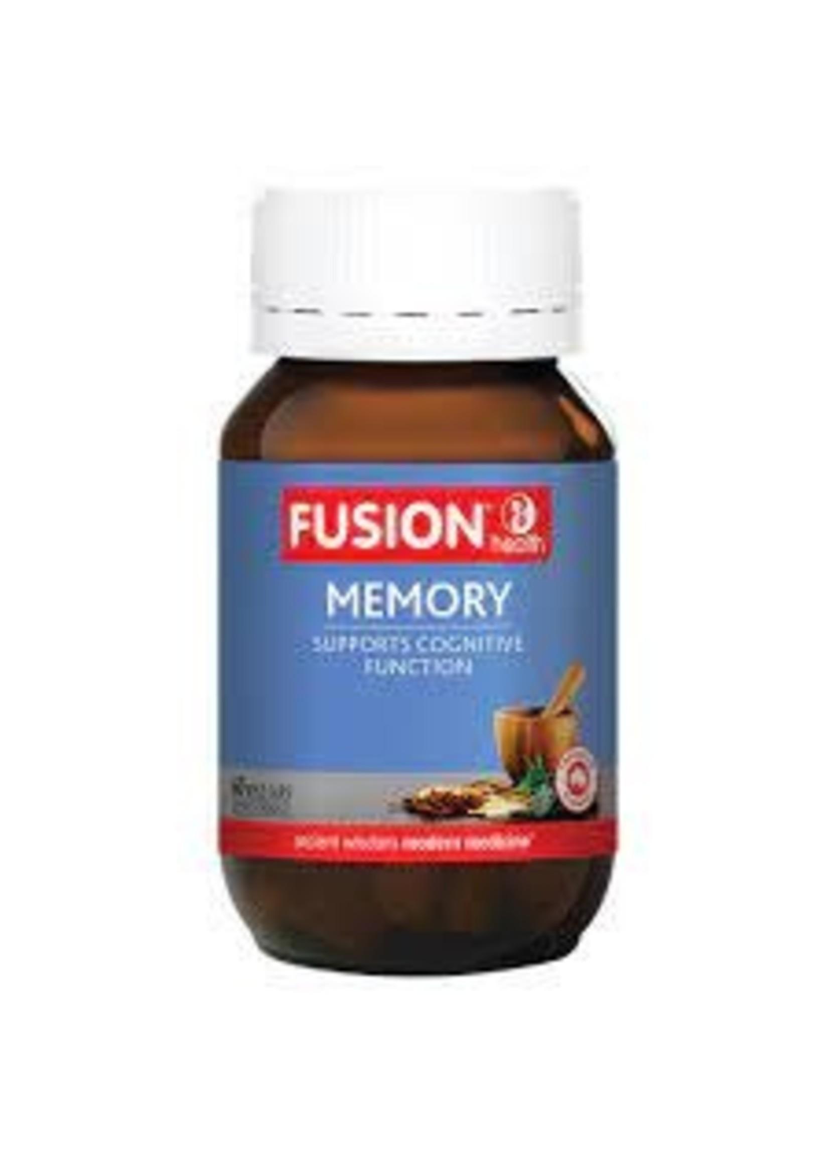 Fusion Fusion Health Memory 30 tabs