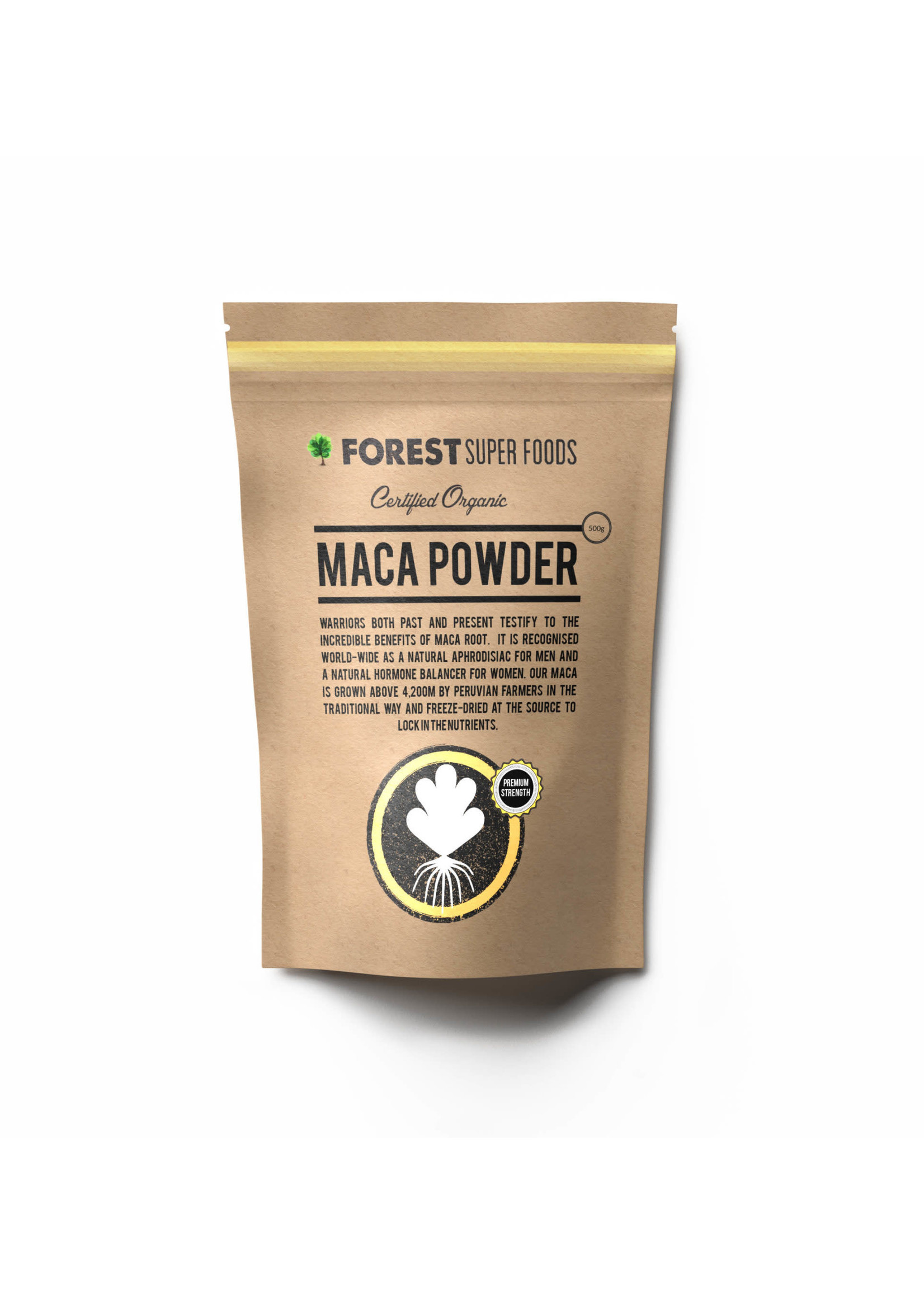 forest super foods Forest Superfoods Yellow Maca 500g