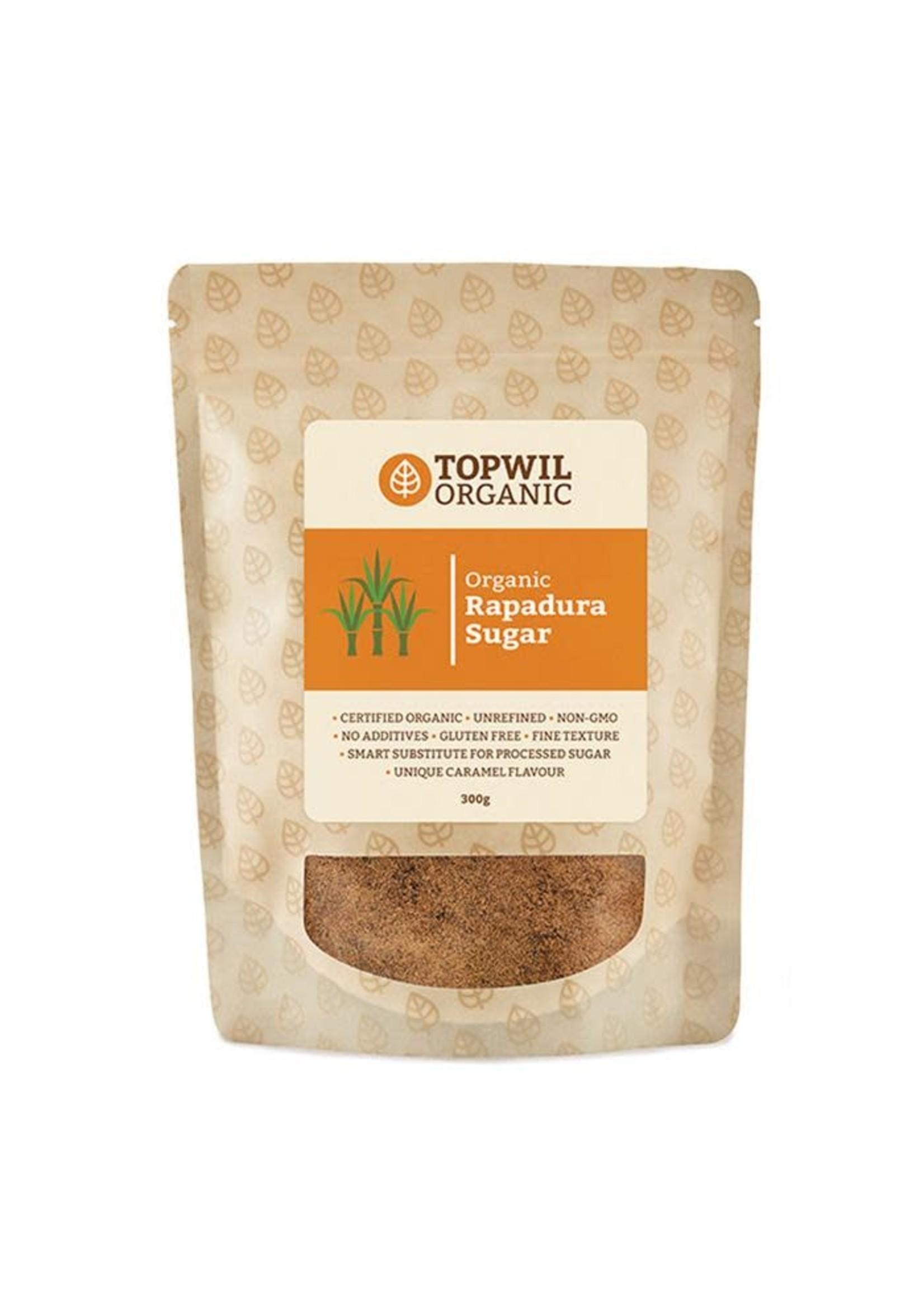 Topwil Topwil Organic Rapadure Sugar 300g