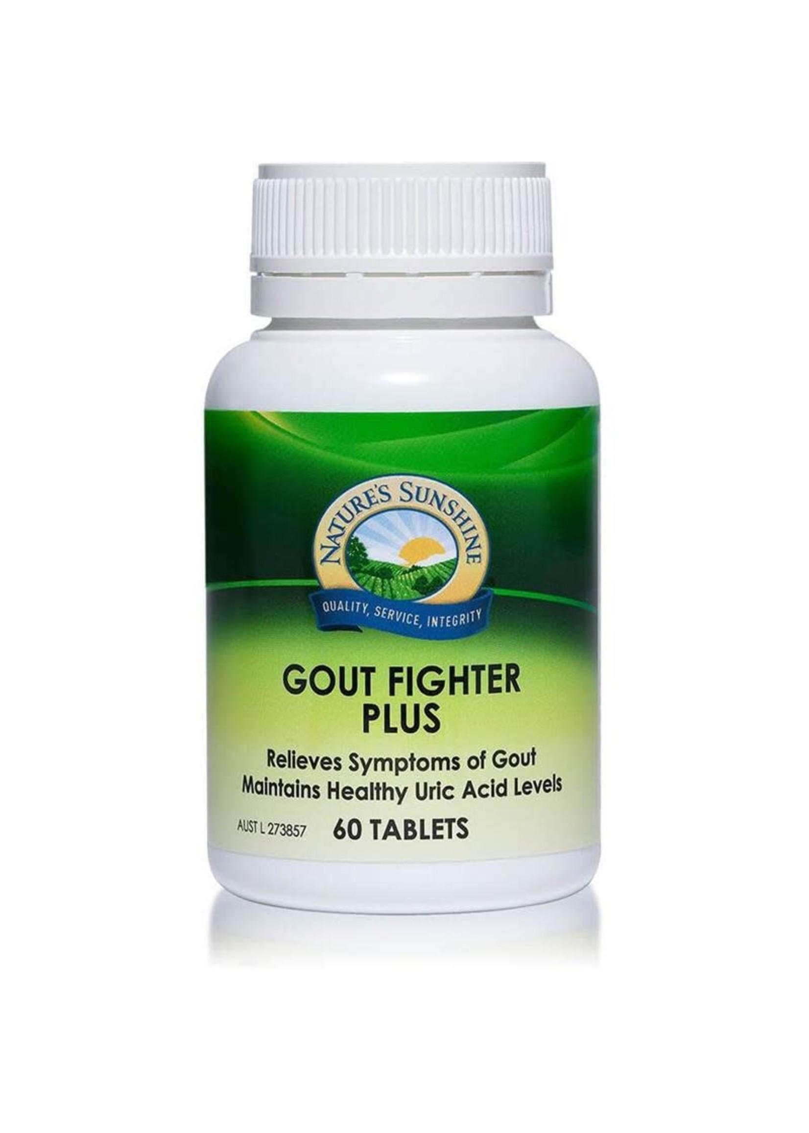 Nature's Sunshine Nature's Sunshine Gout Fighter Plus 60 tabs