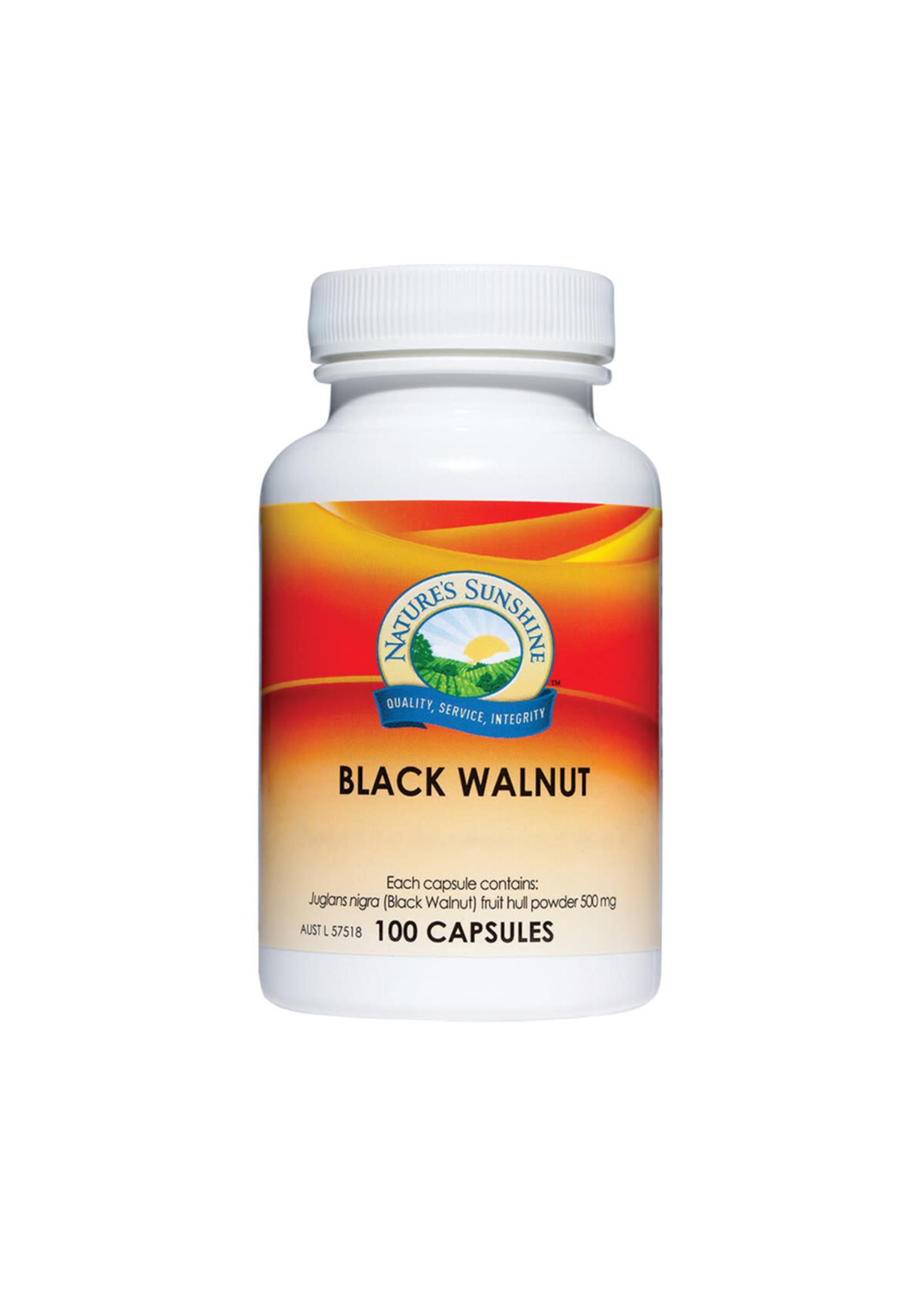 Natures Sunshine Nature's Sunshine Black Walnut - 500mg