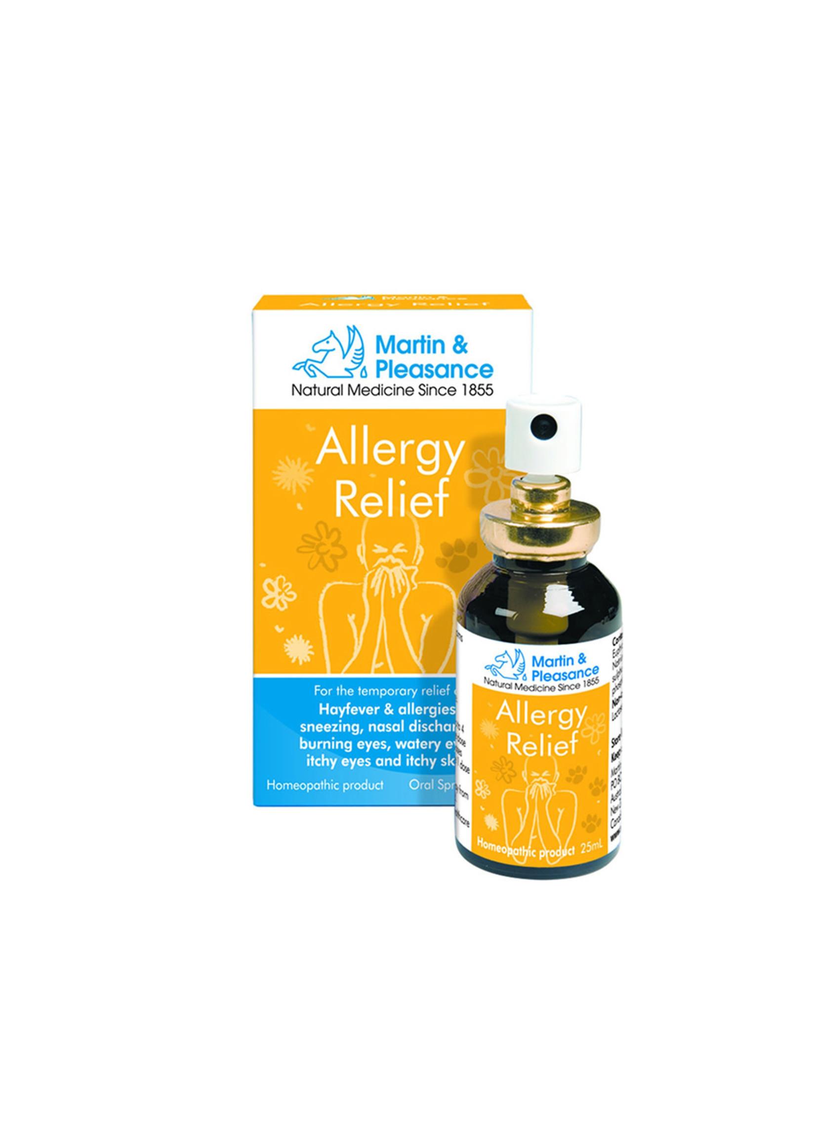 Martin & Pleasance Allergy Relief Oral Spray 25ml