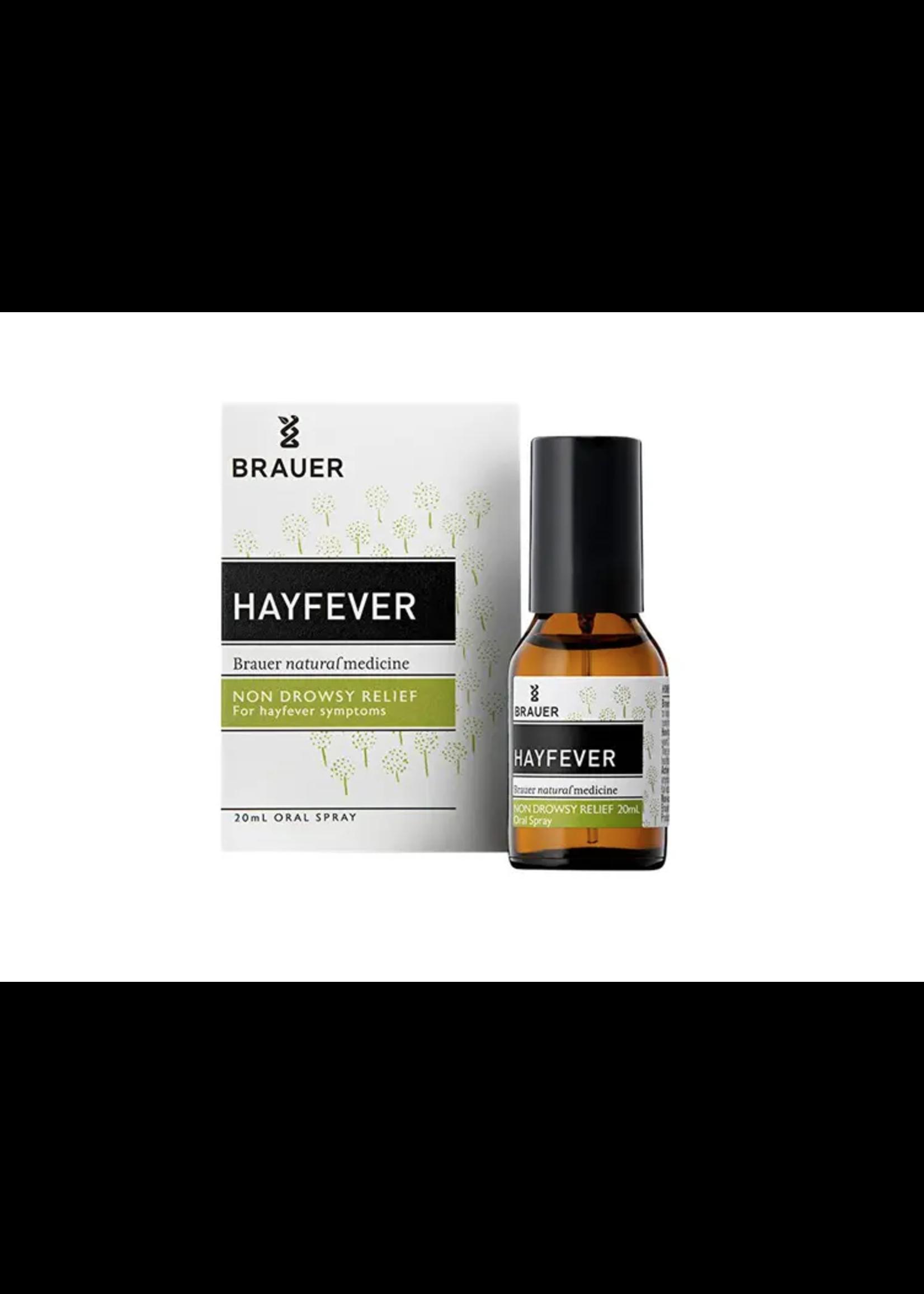 brauer Brauer Hayfever oral spray 20ml
