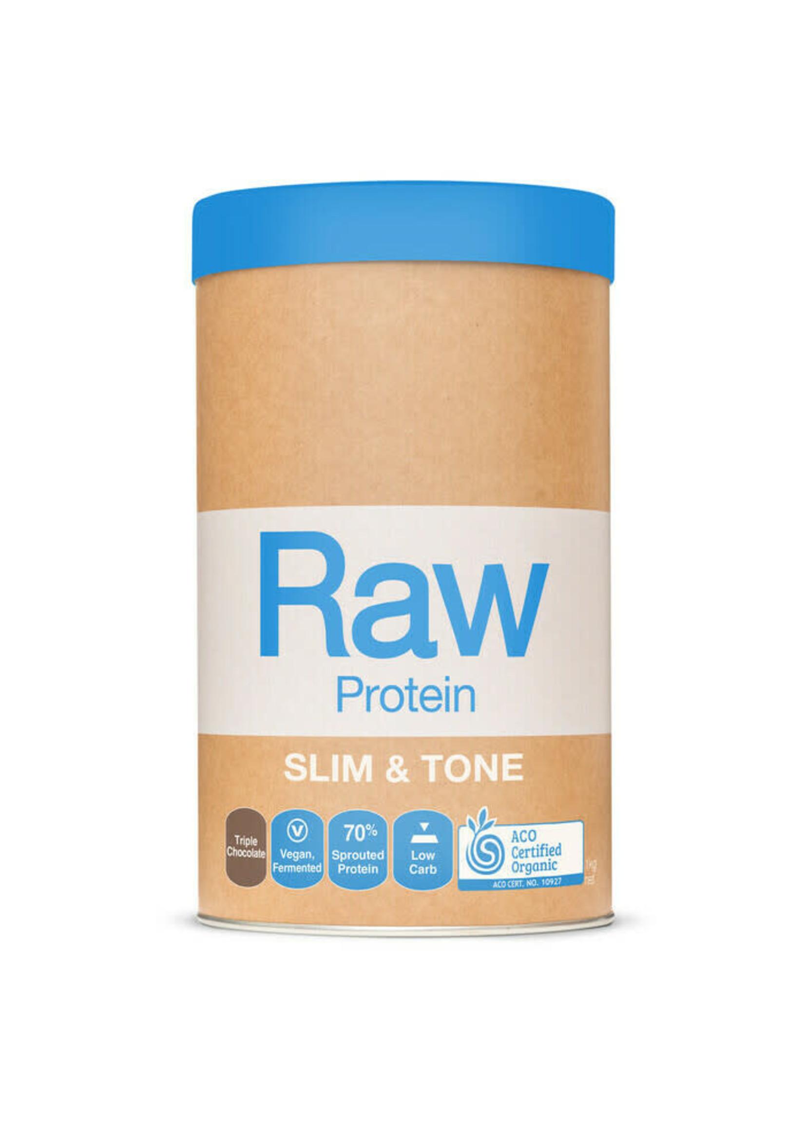 Amazonia - Raw Amazonia Raw  Protein Slim & Tone 500g Triple Choc
