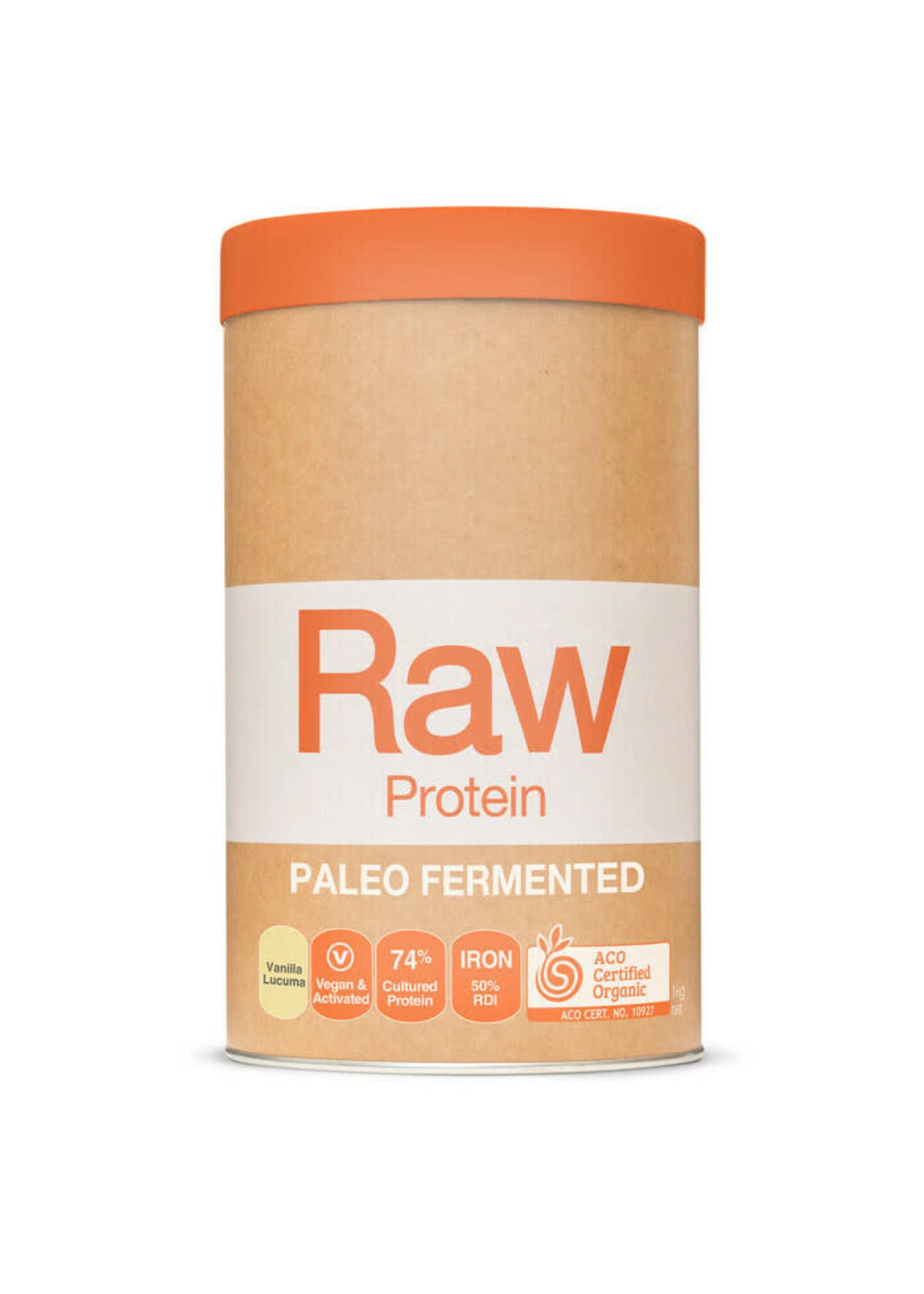Amazonia Raw Raw Protein Paleo Protein Vanilla Lucuma 500g