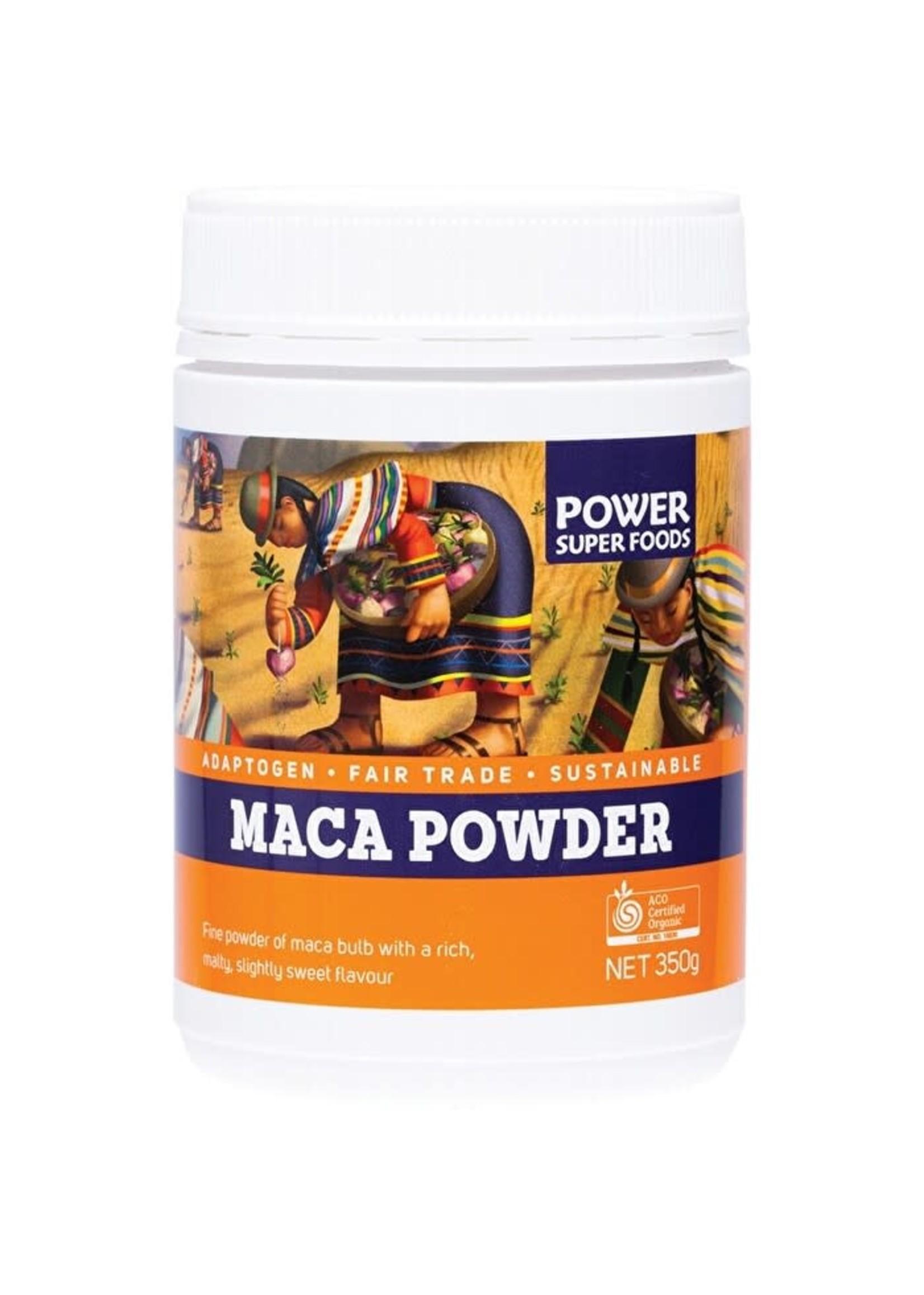POWER SUPER FOODS Power Super Foods Maca Powder 350 g