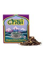 chai Chai Tea Organic Green Tea Chai 100 grams