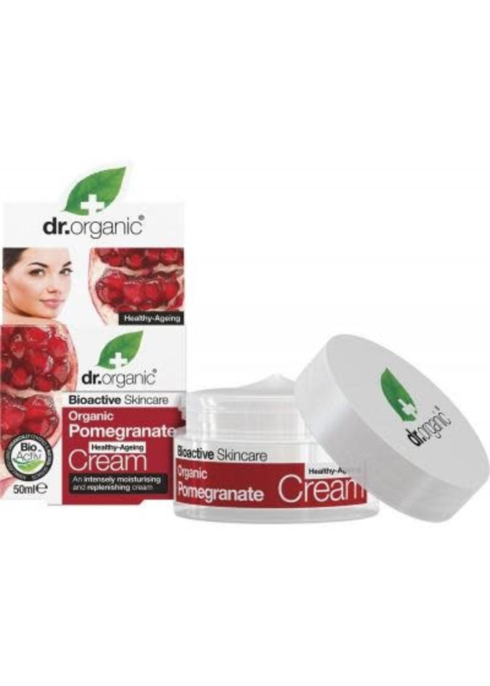 Dr Organic Dr Organic  Healthy -aging Cream Organic Pomegranate 50ml