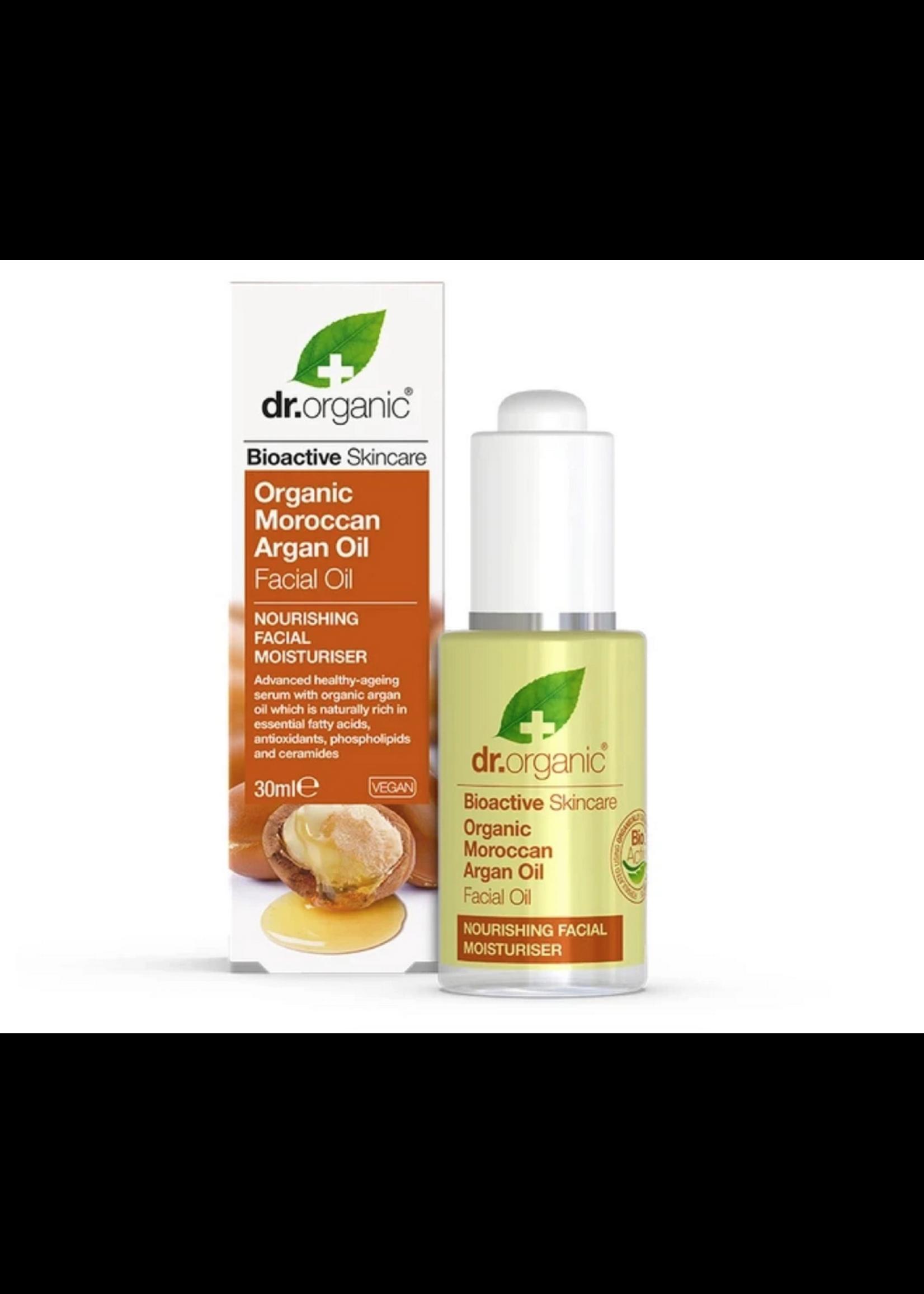 Dr Organic Dr Organic Facial Oil Moroccan Argan Oil 30ml