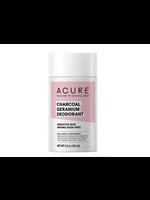 Acure Acure Deodorant Stick - Baking Soda Free Charcoal Geranium