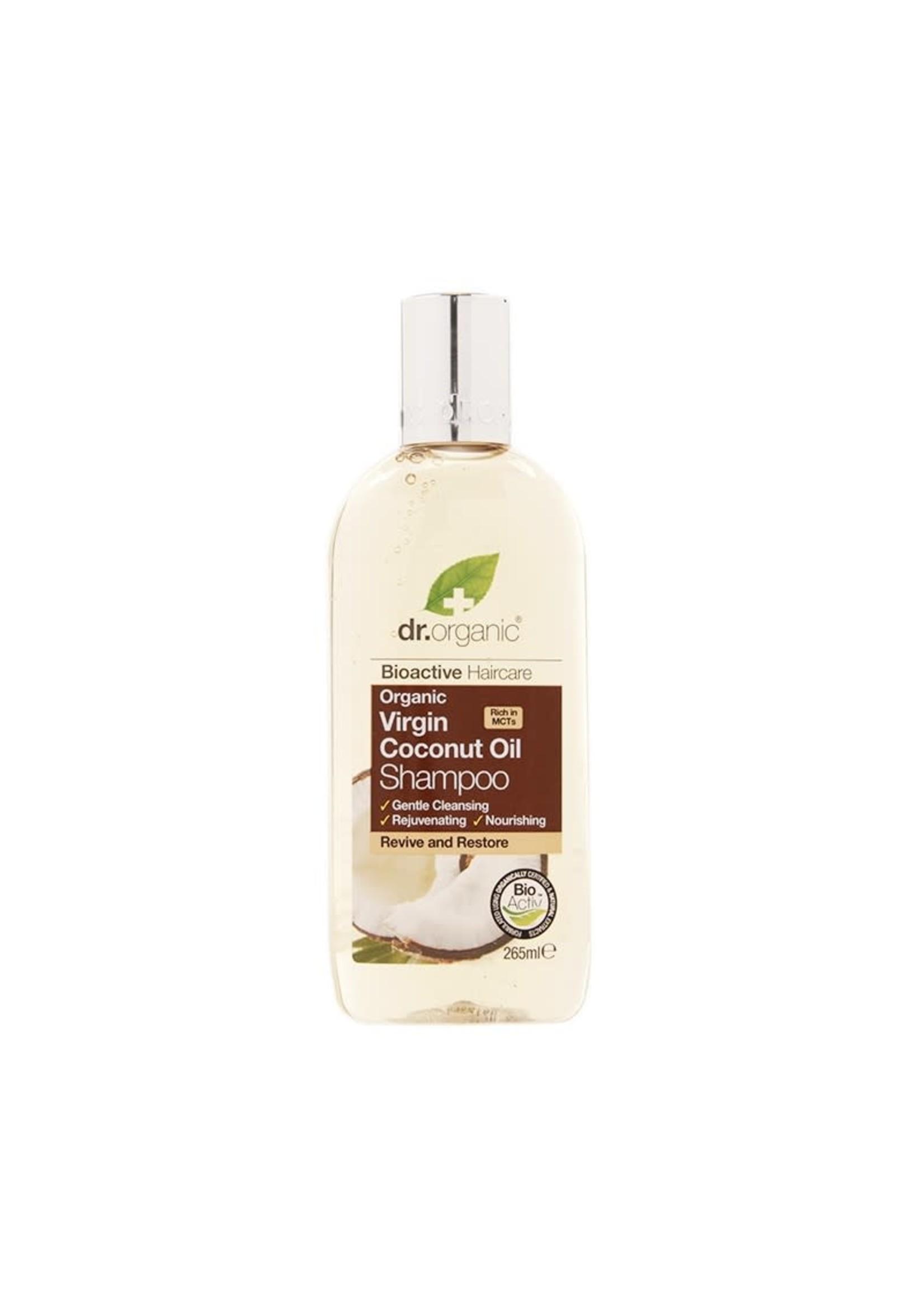 Dr Organic Dr Organic Virgin Coconut Oil Shampoo 265ml