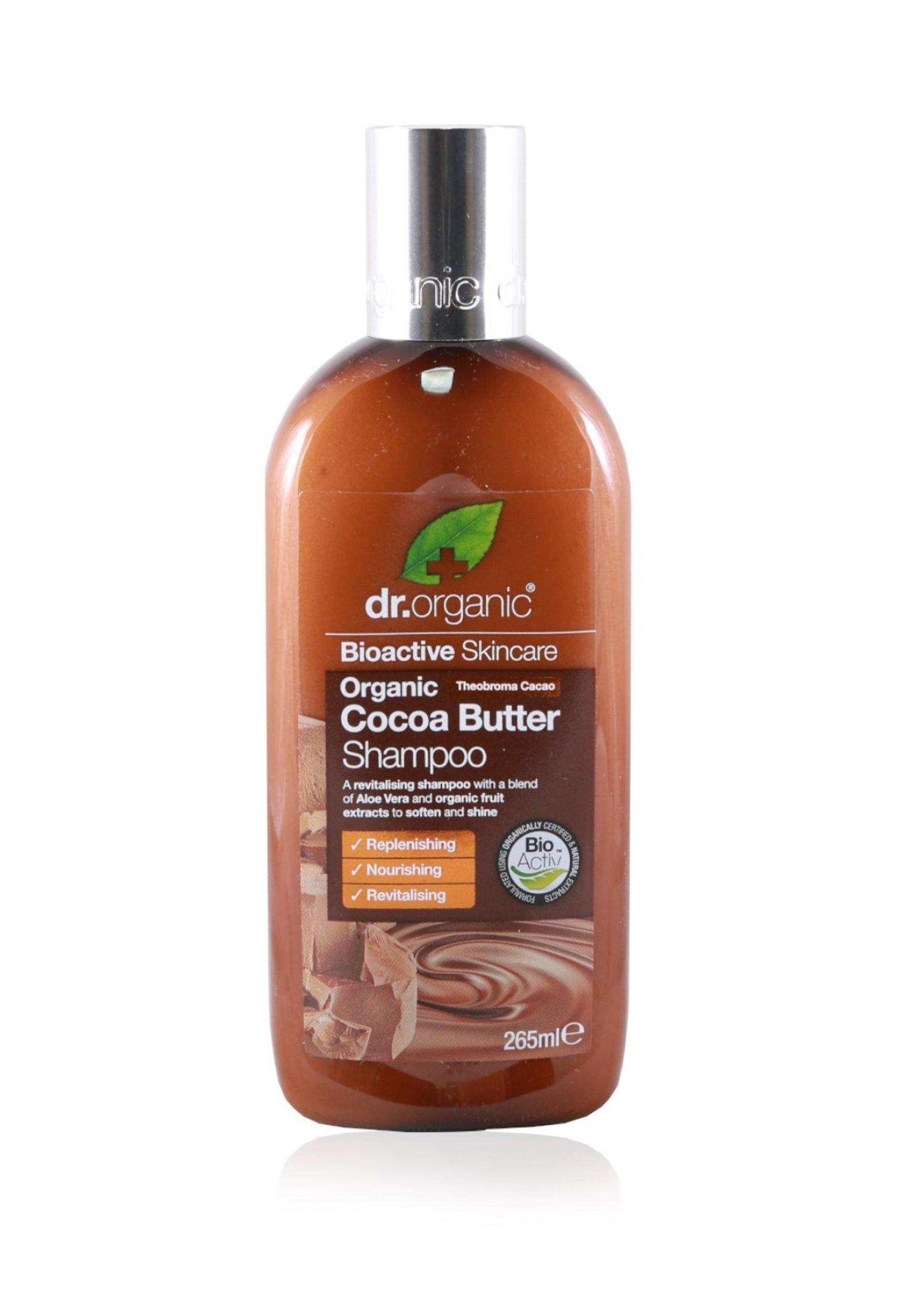 Dr Organic Dr Organic Shampoo Organic Cocoa Butter 265ml