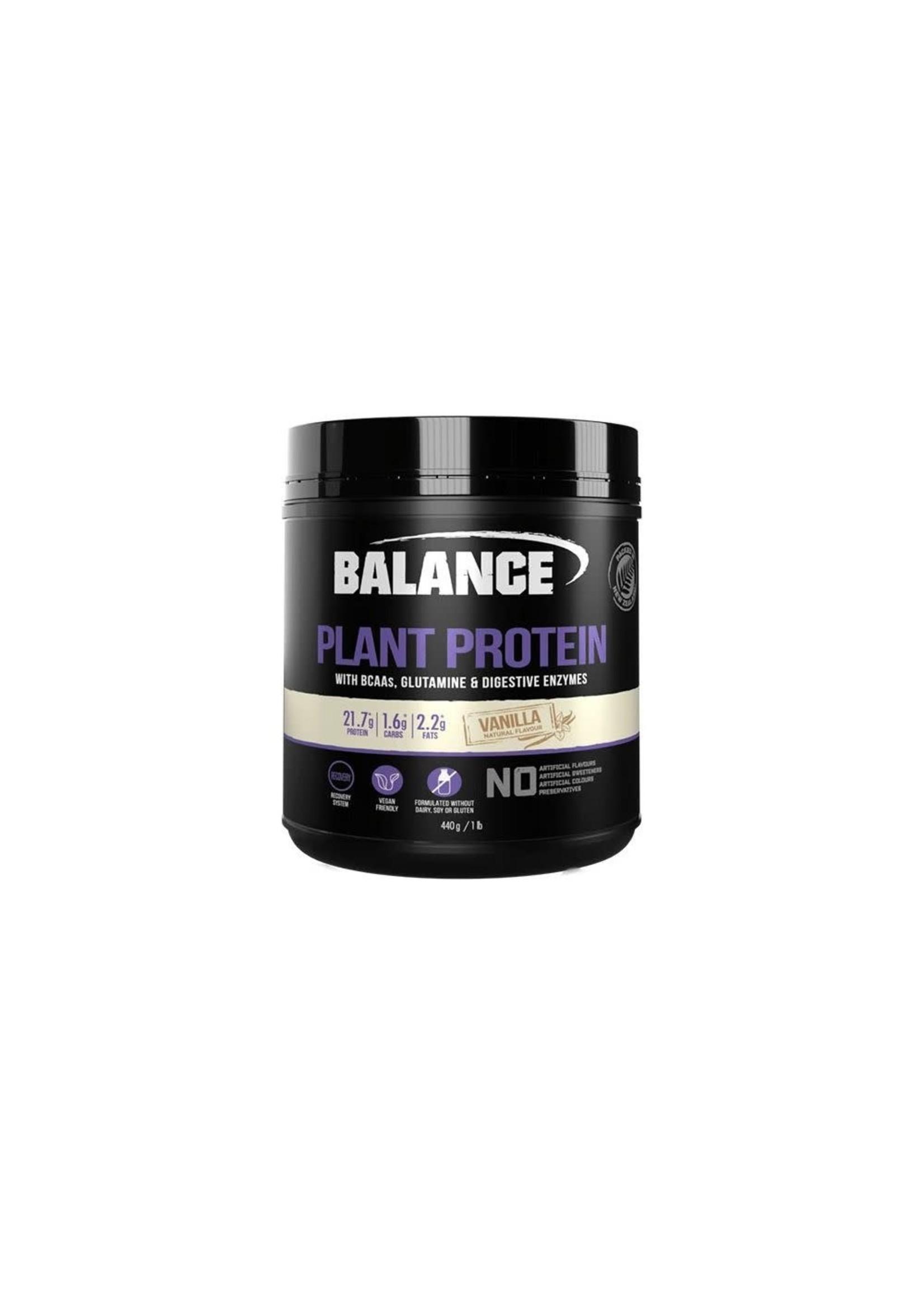 Balance Balance plant protein vanilla 440 g