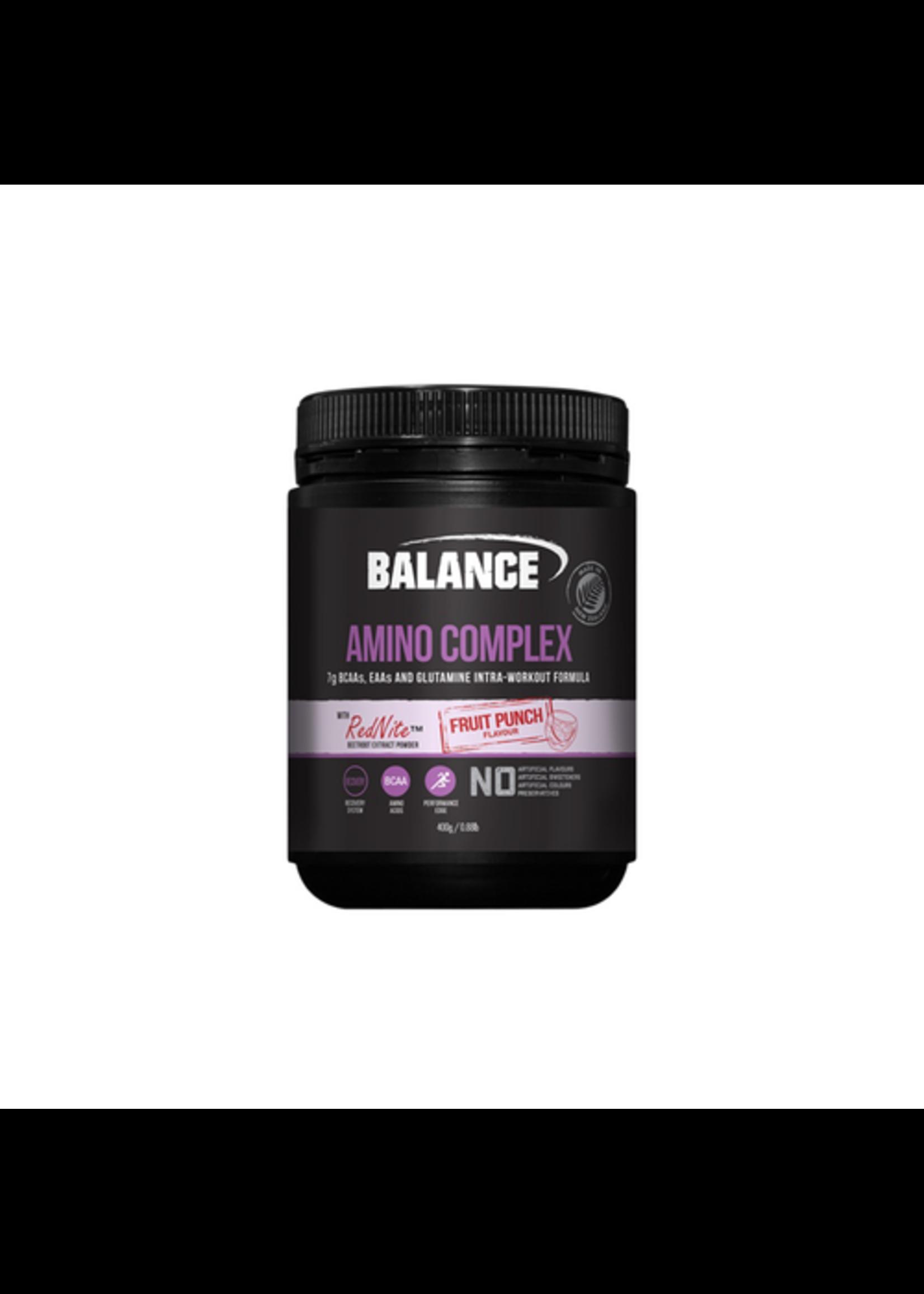 VITACO Balance Amino Complex Fruit Punch 400 g