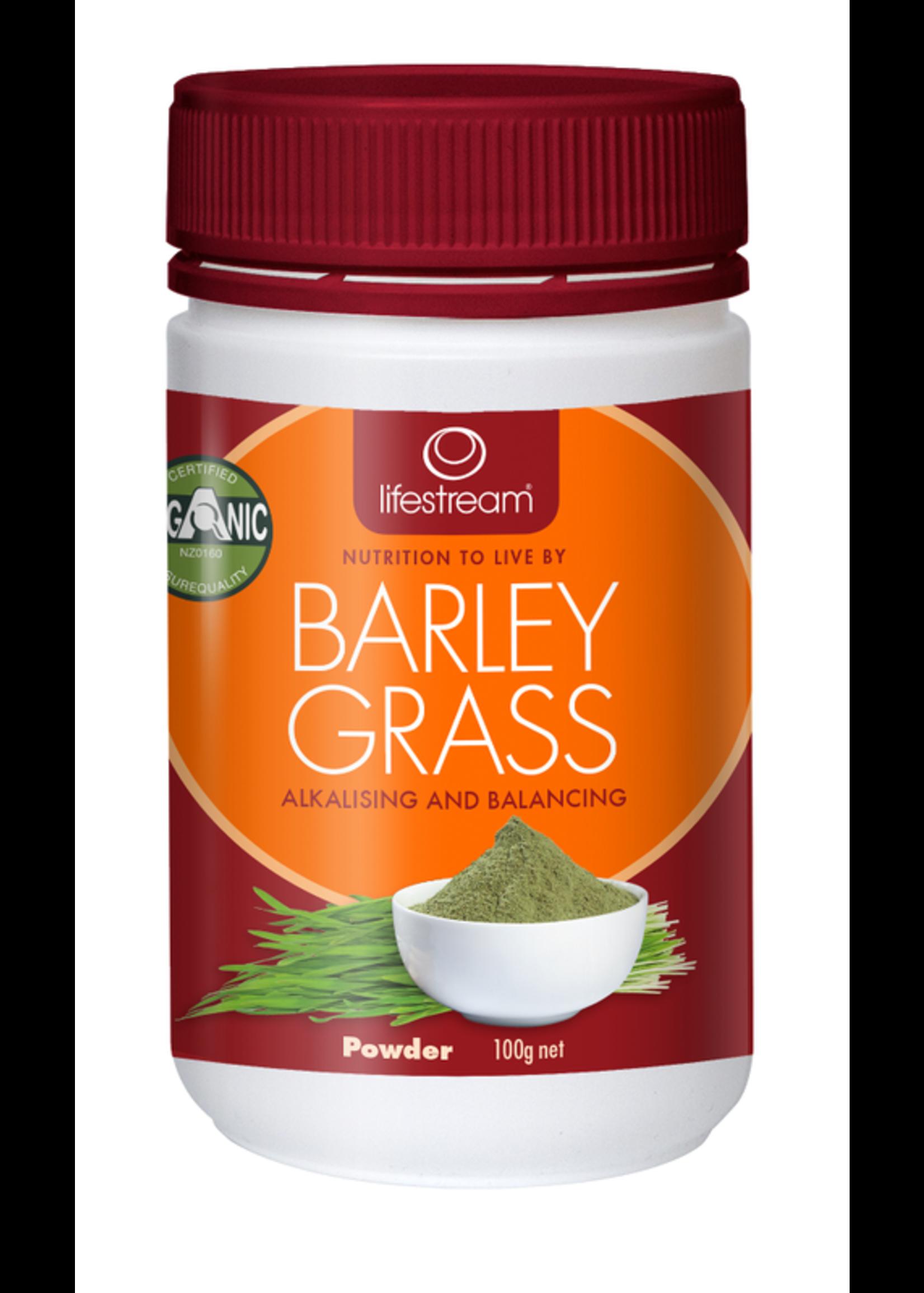 LIFESTREAM Lifestream barley grass powder 100gms