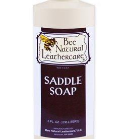 Bee Natural Leathercare Saddle Soap 8 Oz