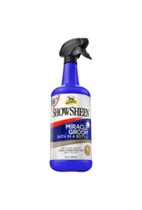 RJ Matthews Miracle Groom Quart with Sprayer