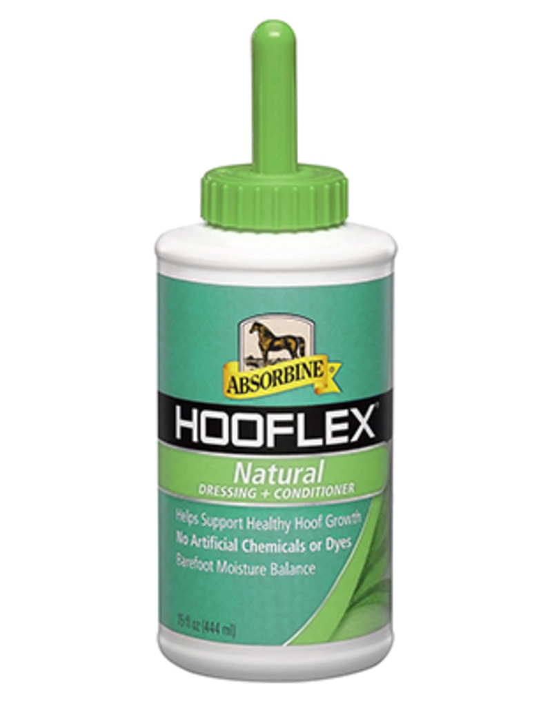 Absorbine 15oz Hooflex Natural Liquid