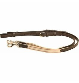 Tory Leather Full Elastic Side Reins