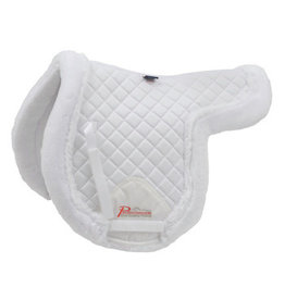 Shires Supafleece Fully Lined Shaped Pad
