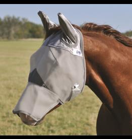 Cashel Cashel Fly Mask Long Nose with Ears
