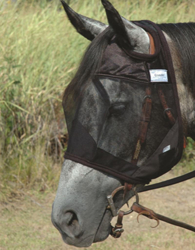 Cashel Cashel Quiet Ride Fly Mask Standard