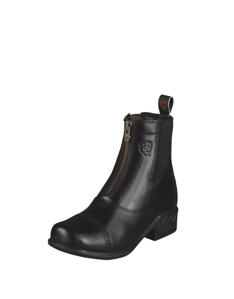 Ariat Heritage Round Toe Paddock Zip Boot