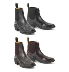 Synergy Childs Synergy Zip Paddock Boots