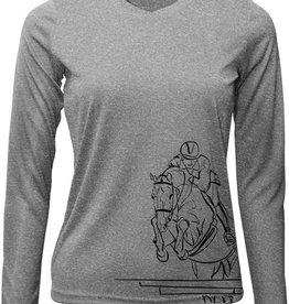 Noble Pony Long Sleeve Tech Shirt