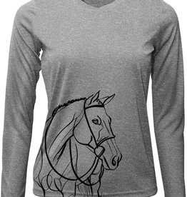 Noble Pony Short Sleeve Tech Shirt