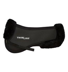 ThinLine LLC ThinLine 7416 Med Trifecta Cotton Half Pad w/Sheepskin