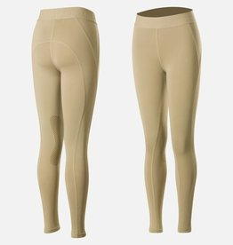 Horze Childs Madison Silicone Grip Knee Patch Tights