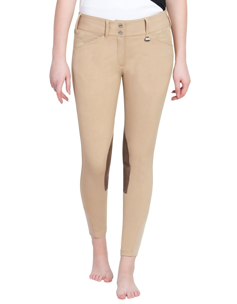 JPC Ladies Coolmax Champion Knee Patch Breeches