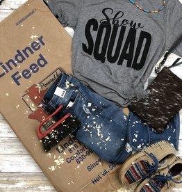 Texas True Threads Show Squad T Shirt