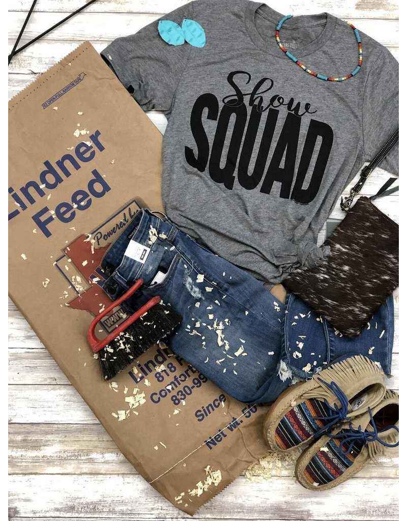 Texas True Threads Show Squad T Shirt