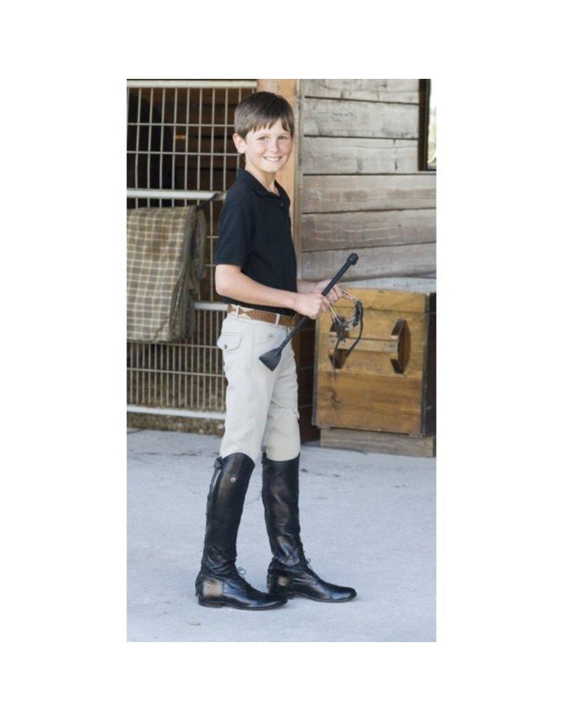 ERS Boys 4 Pocket Classic Knee Patch Breech