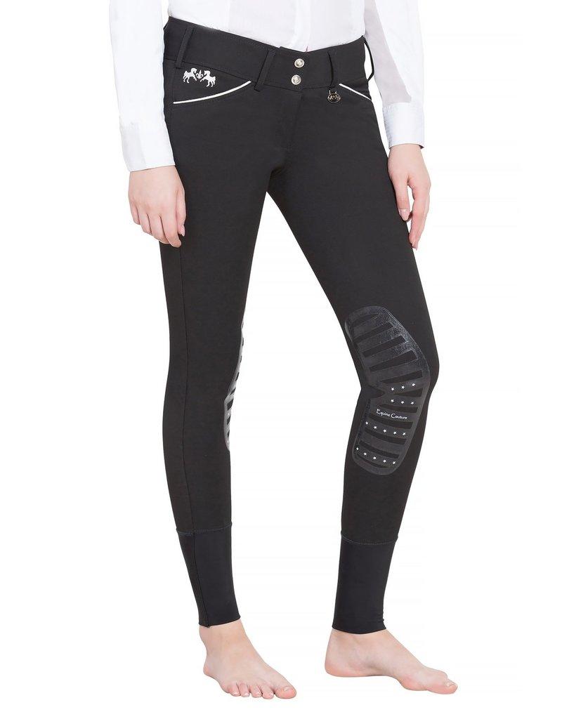 JPC Equine Couture Brittni Knee Patch