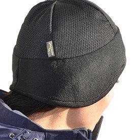 Back On Track Fleece Headband with Mesh Top