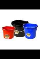 Duraflex Plastic Flatback Bucket