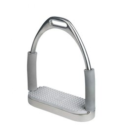ERS Stainless Steel Jointed Stirrup Irons