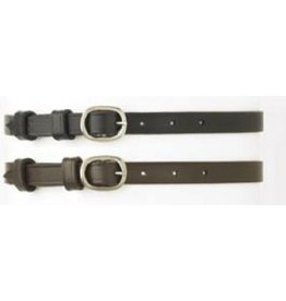 Camelot Child's Round Buckle Spur Strap