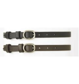 Camelot Round Buckle Spur Strap
