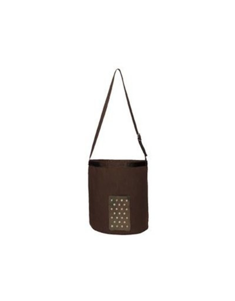 Weaver Morale Feed Bag Brown