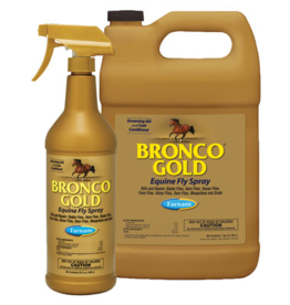 Farnam Gallon Bronco Gold Fly Spray