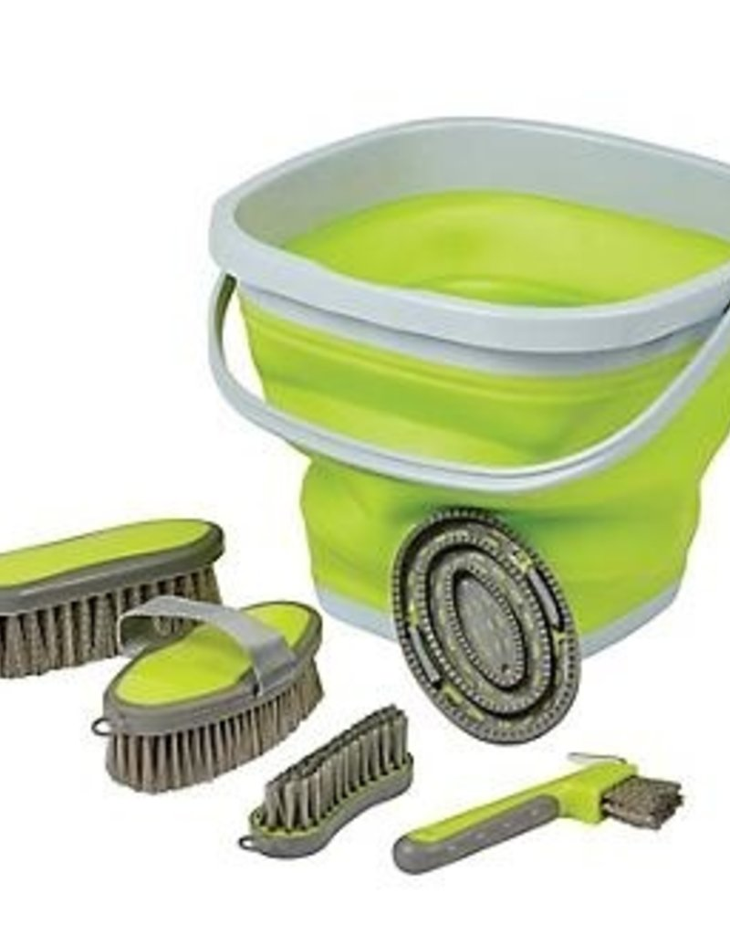 Professionals Choice Grooming Kit with Bucket