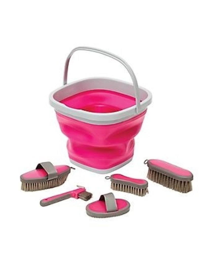 Tail Tamers Grooming Kit with Bucket